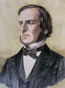 George Boole by Wdwd for Wikimedia Commons